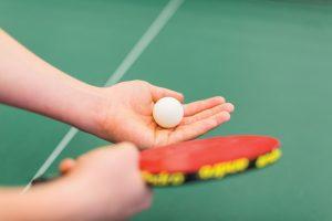 Tischtennis-Training hat wieder begonnen