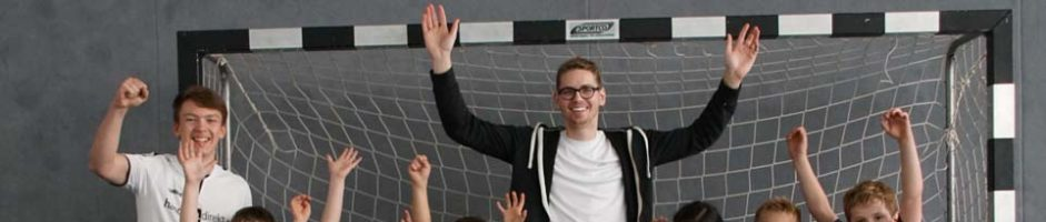Handballcamp bei der OGS Ferienbetreuung