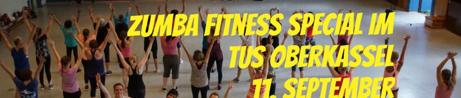 Zumba Fitness Special